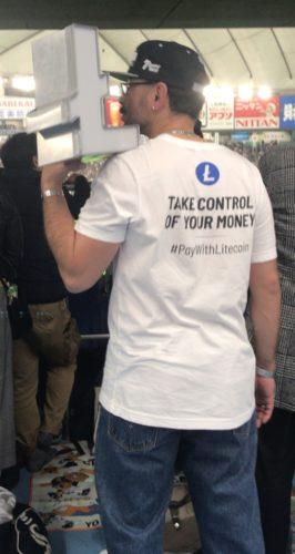 自称Litecoin開発チームの方