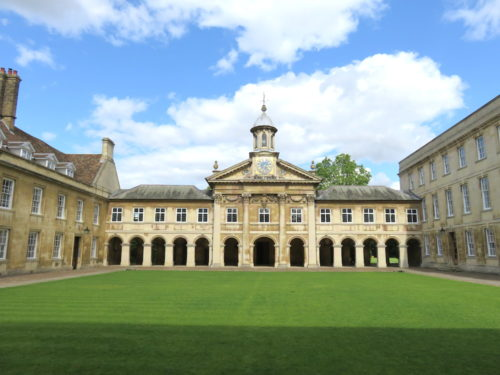 Cambridge, Emmanuel College