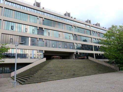 EC Stoner Building at Leeds