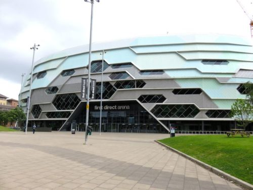 First Direct Arena in Leeds