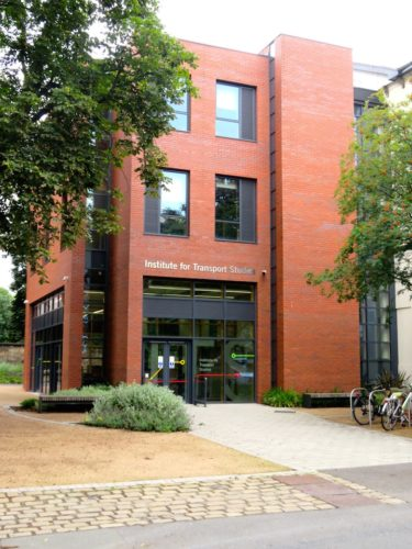 Institute for Transport Studies at Leeds University