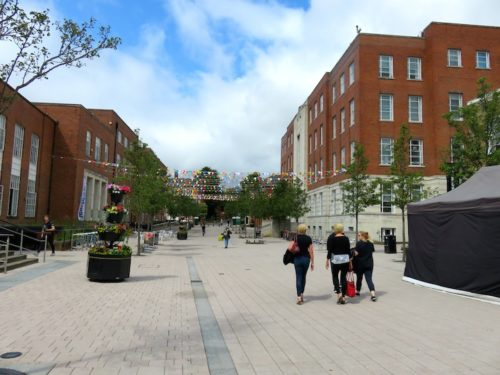 Leeds in campus