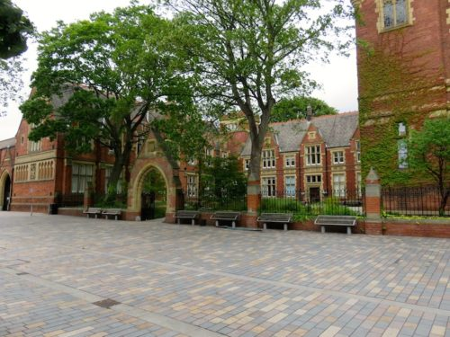 University of Leeds, The Great Hall