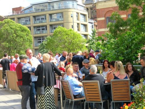 Pubs and bars in Leeds City