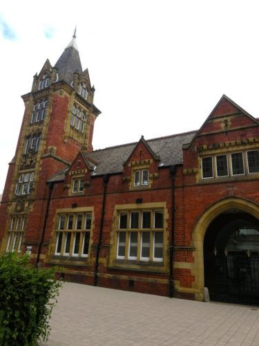 School of Design at Leeds