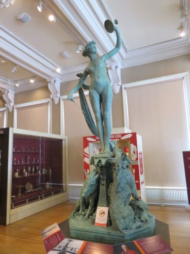 Statue of Circe by Alfred Drury