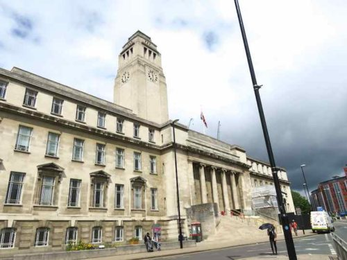 University of Leeds_Parkinson Building