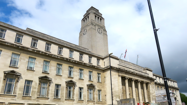 University of Lees,Parkinson Building