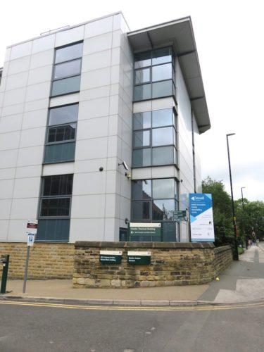 innovation centre at university of Leeds