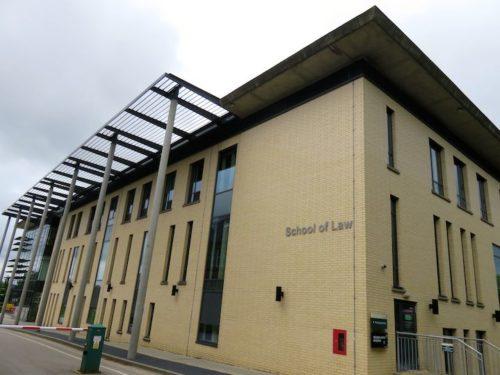 Law school at Leeds