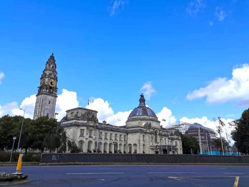 Cardiff City Hall2