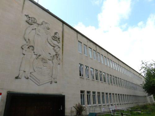 Cardiff University, Redwood Building