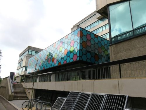 Cardiff University, Sir Martin Evans Building