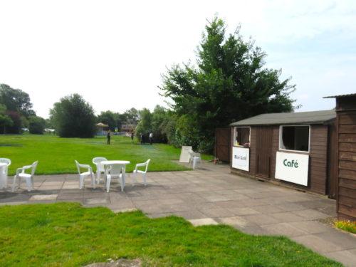Mini Golf Cafe in Stratford-upon-Avon