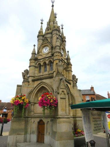 Rother Street Clock Tower