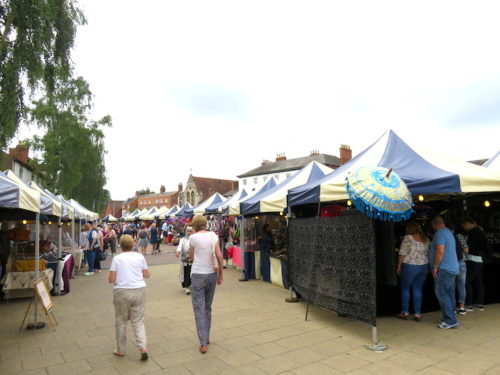 Rother Street Markets