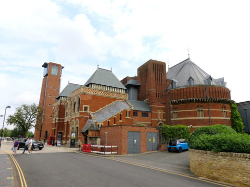 Royal Shakespeare Theatre_Building