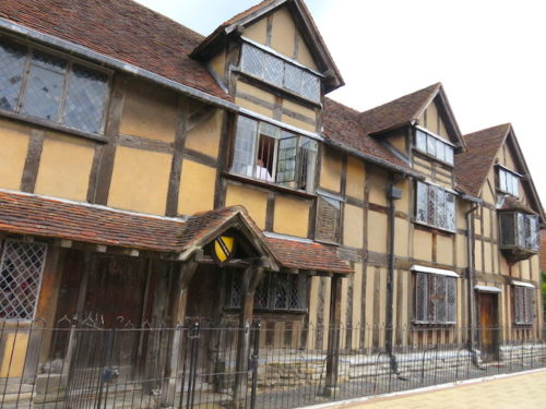 Shakespeare's Birthplace House