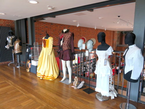 Stage costumes at Royal Shakespeare Theatre_3