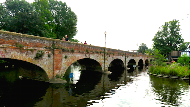 Stratford-upon-Avon, Canal