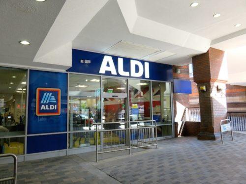 ドイツ系スーパーマーケットALDI