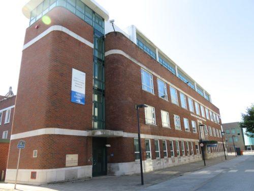 マンチェスター大学歯科病院