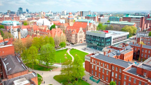 University of Manchester_Cover