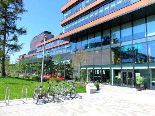 マンチェスター大学のカフェとレストラン
