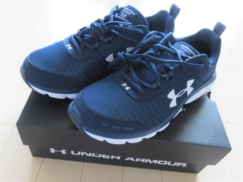 UNDER_ARMOUR, running shoes