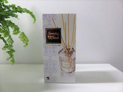 sawadya parfum blanc, サワデー香るスティック