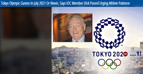Tokyo Olympic_Dick Pound