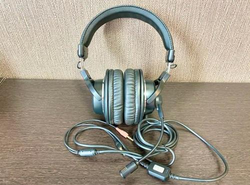 audio-technica ステレオヘッドセット ATH-770COM