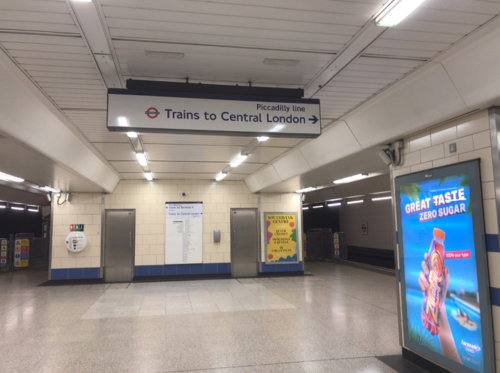 Heathrow Terminals Station