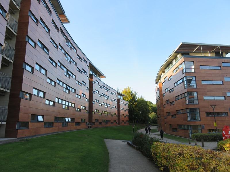 バーミンガム大学の寮マソン