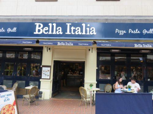 Bella Italia, Birmingham