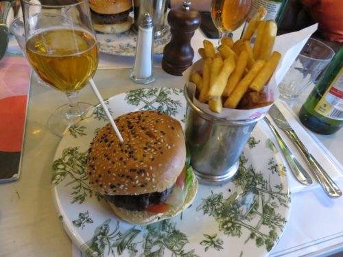 Bill's Hamburger