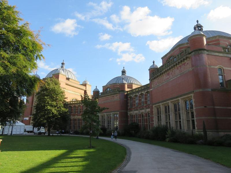 バーミンガム大学のグレートホール