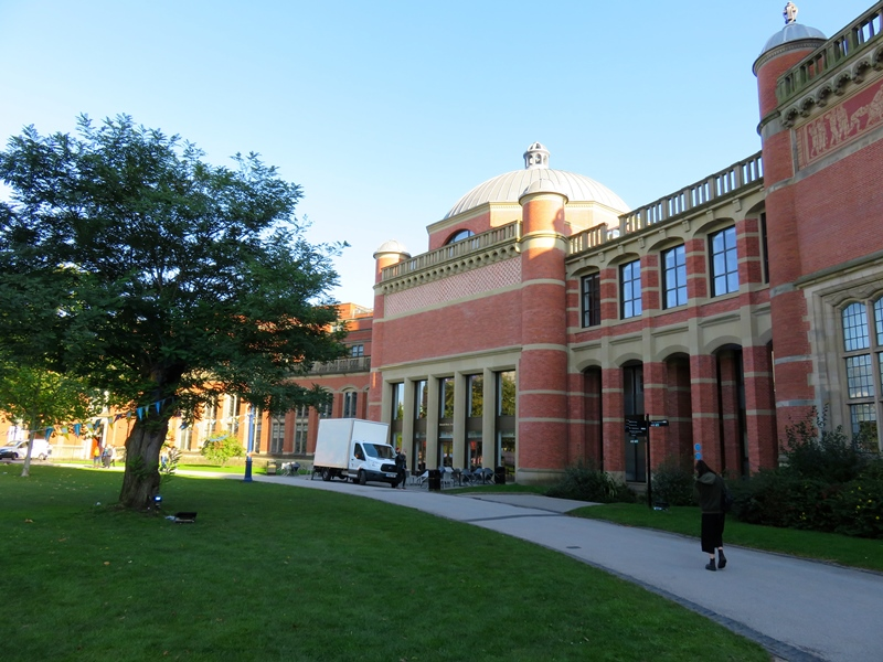 バーミンガム大学グレートホール