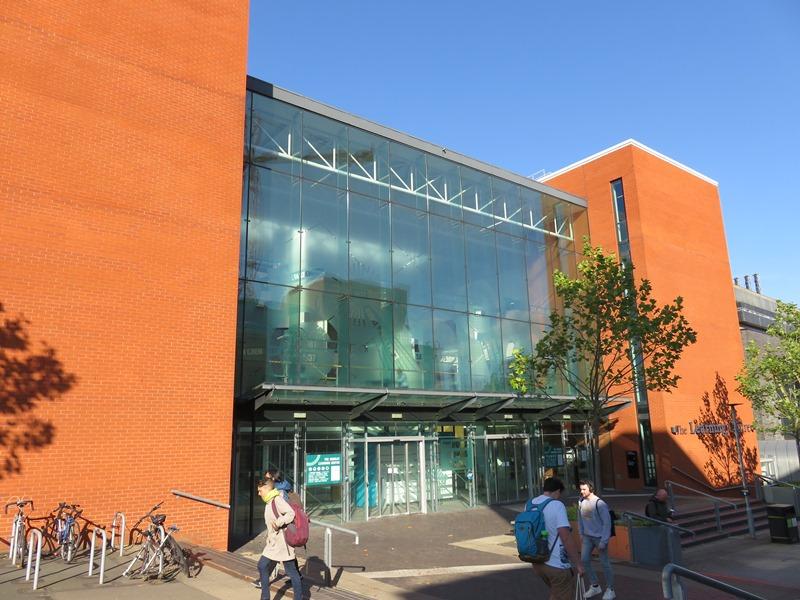 バーミンガム大学のラーニングセンター
