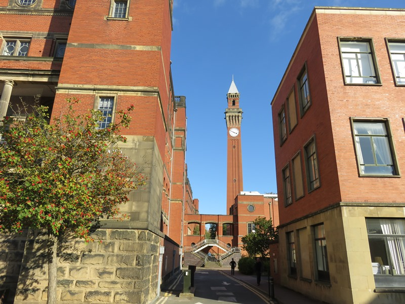 バーミンガム大学のオールド・ジョー