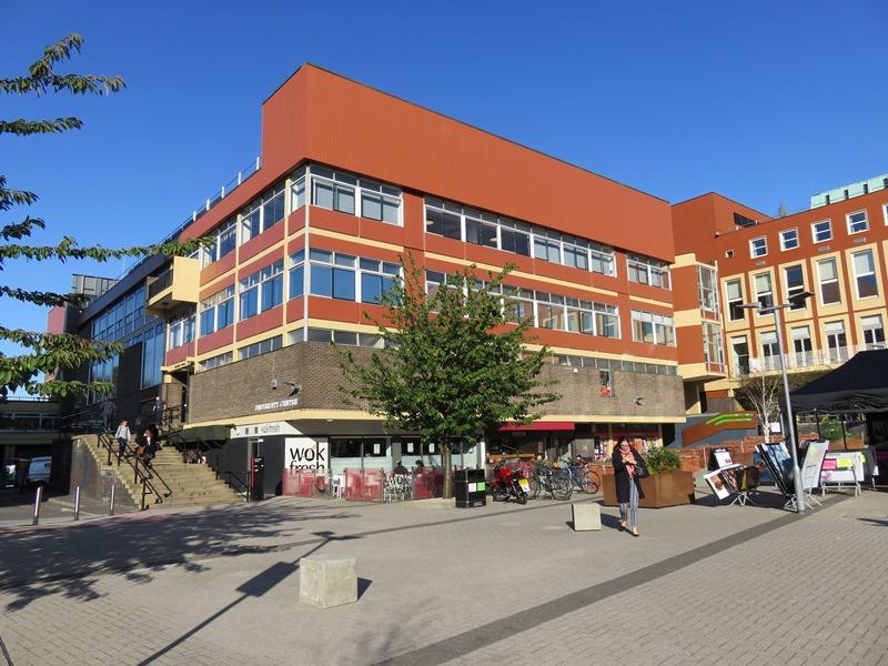 バーミンガム大学のユニバーシティ・センター