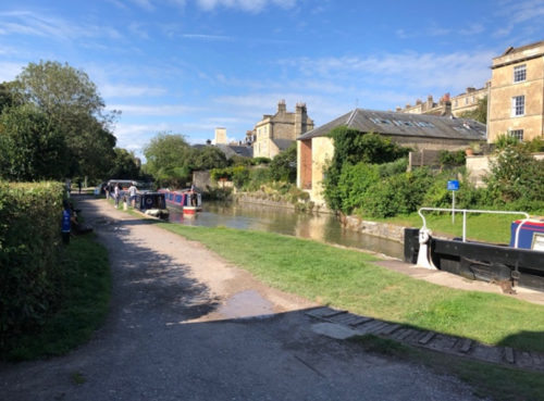 university of bath_school route_waterway