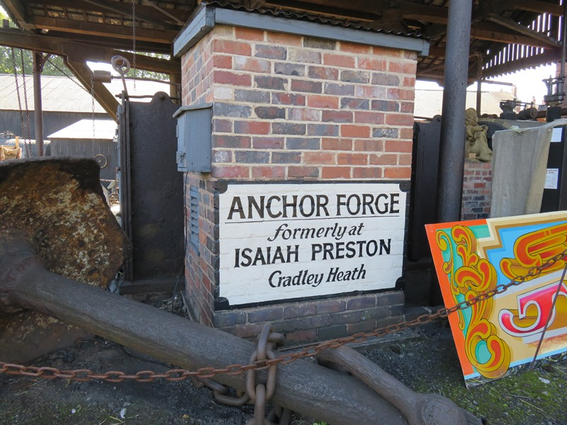 Black Country Anchor Forge