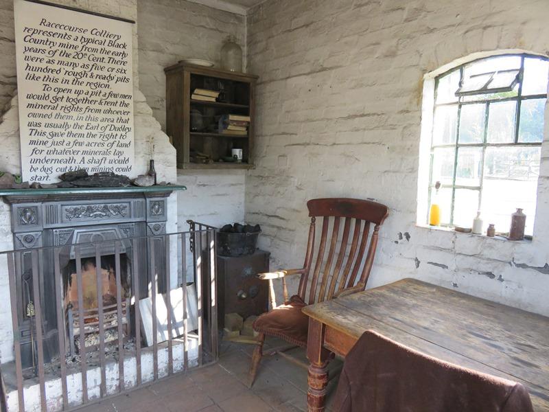 ブラックカントリー生活博物館の家