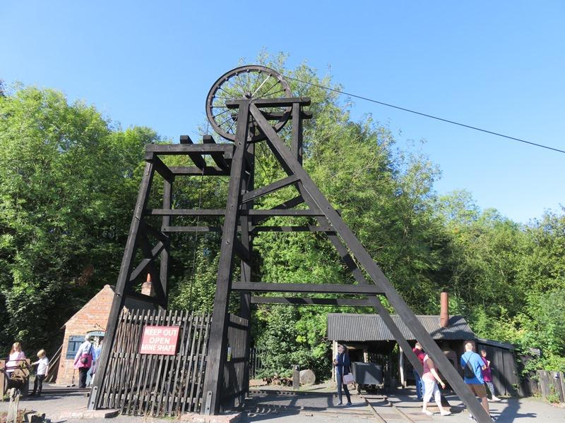 ブラックカントリー生活博物館Winding Engine
