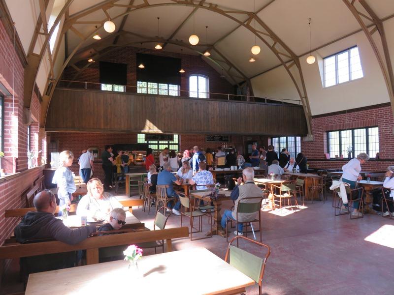 ブラックカントリー生活博物館のカフェ