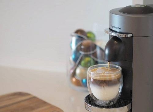 コーヒーメーカーVERTUO(ヴァーチュオ)