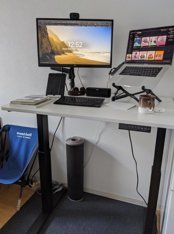 自宅オフィス化