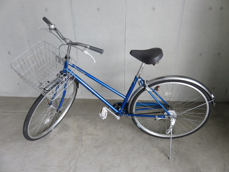 自転車アサヒAFFICHE