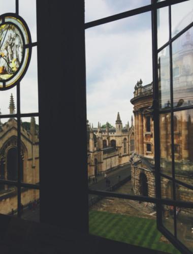 オックスフォード大学図書館